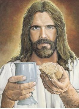 Image result for body and blood of jesus christ
