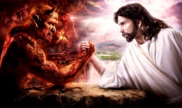 Image result for devil's temptation