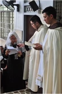 Image result for carmelite fathers in the philippines