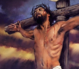 Image result for crucified jesus